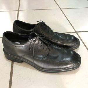 Rockport men's leather dress office Oxford shoes
